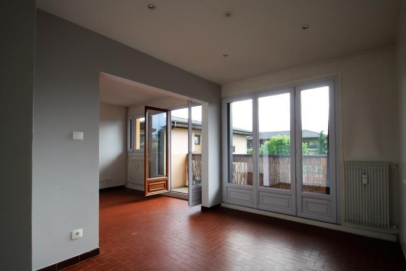 Verkoop  appartement La motte servolex 145000€ - Foto 1