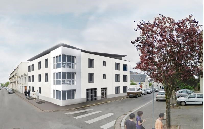 Vente appartement Tours 321000€ - Photo 1