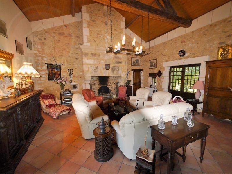 Sale house / villa Beauregard et bassac 297000€ - Picture 3