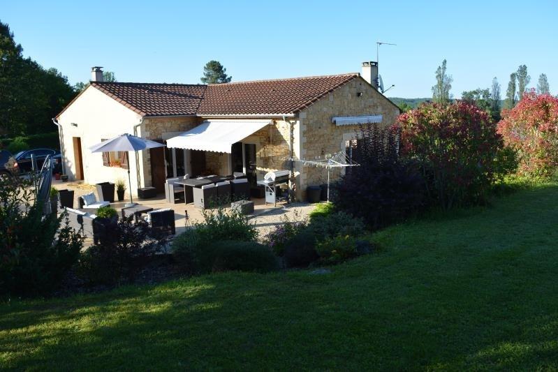 Sale house / villa St andre d'allas 280900€ - Picture 2
