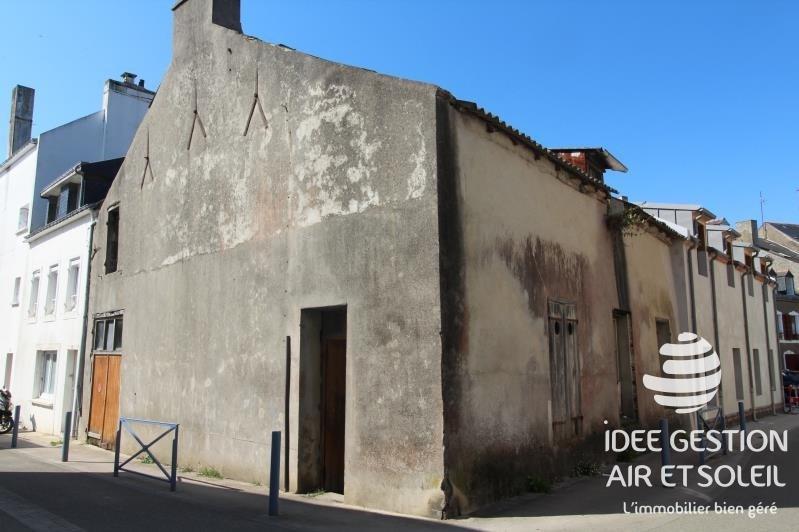 Verkoop  huis Le palais 115412€ - Foto 1