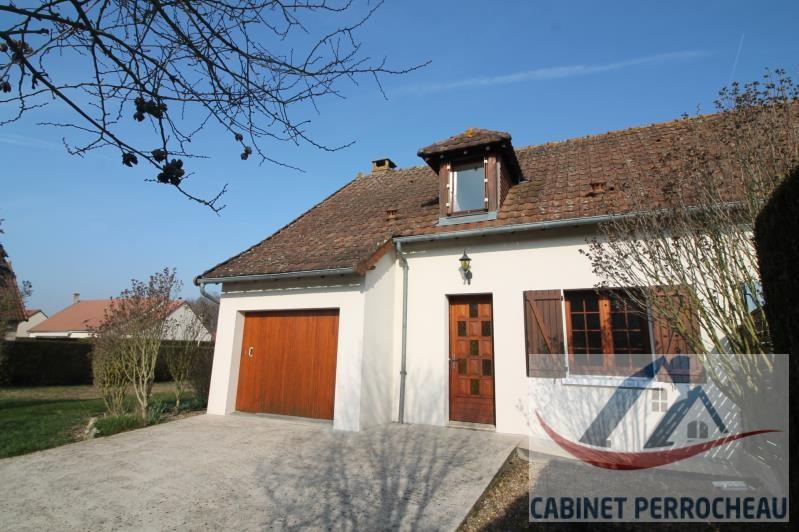 Sale house / villa La chartre sur le loir 99900€ - Picture 1