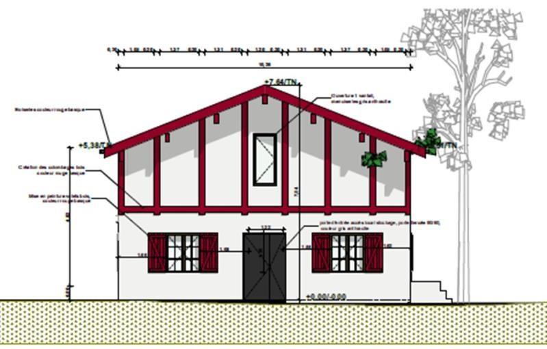 Vente maison / villa Urrugne 355000€ - Photo 3