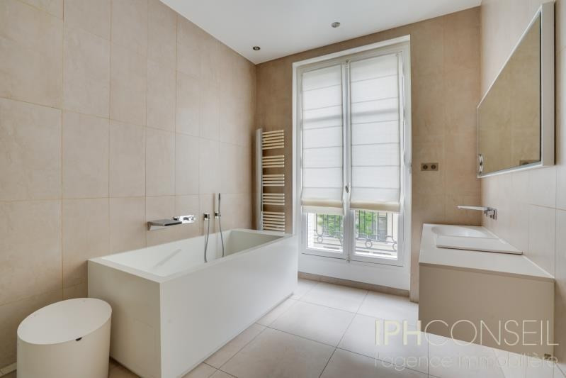 Vente de prestige appartement Neuilly sur seine 2 200 000€ - Photo 10