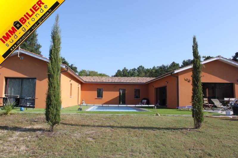 Venta  casa Langon 409800€ - Fotografía 1