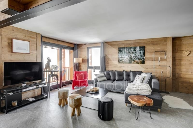 Deluxe sale apartment Meribel les allues 1 030 000€ - Picture 1