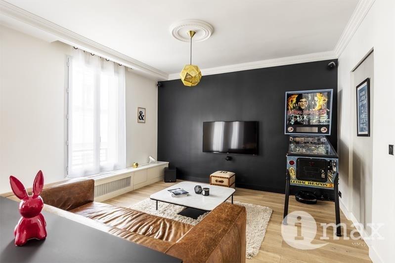 Vente appartement Levallois perret 747000€ - Photo 2