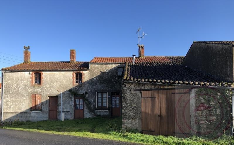 Sale house / villa La chapelle palluau 79000€ - Picture 1
