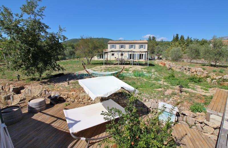Vente maison / villa Saint cezaire sur siagne 535000€ - Photo 2