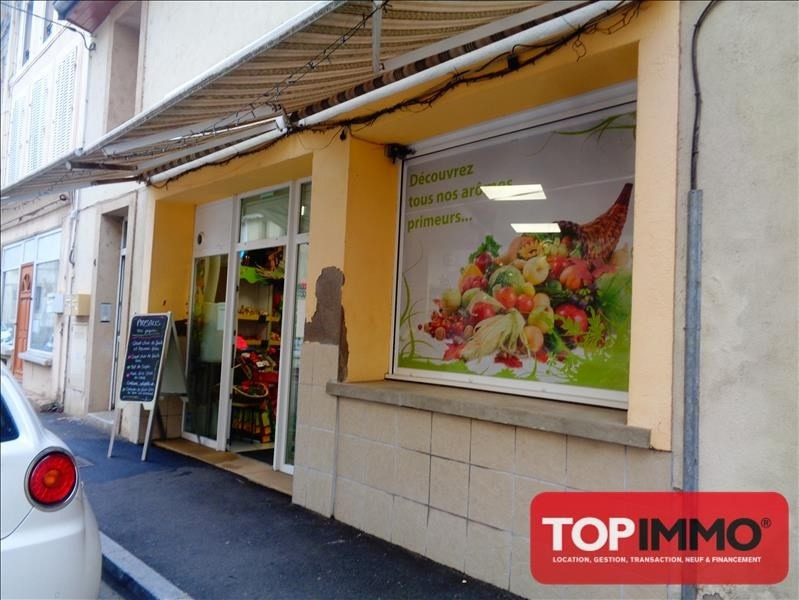 Vente fonds de commerce boutique Rambervillers 59 000€ - Photo 1