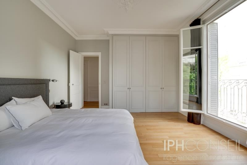 Vente de prestige appartement Neuilly sur seine 2 200 000€ - Photo 9