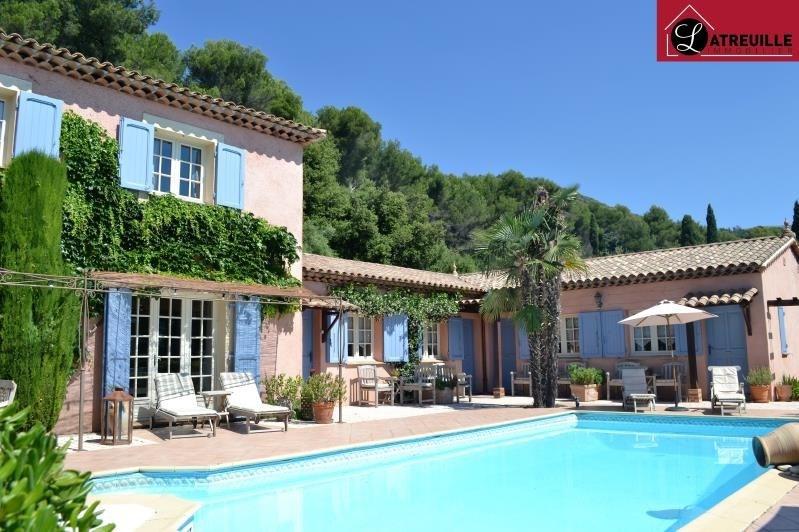Deluxe sale house / villa Tourrettes sur loup 1780000€ - Picture 1
