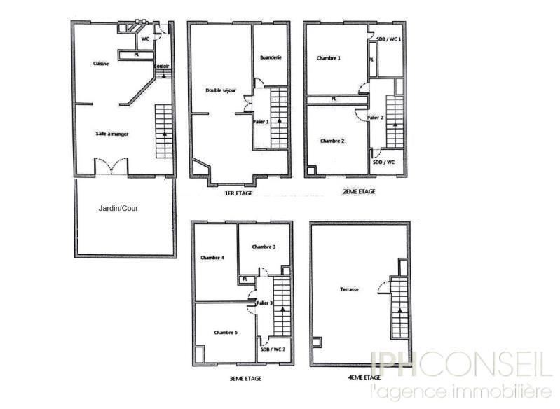 Deluxe sale house / villa Neuilly sur seine 2390000€ - Picture 9