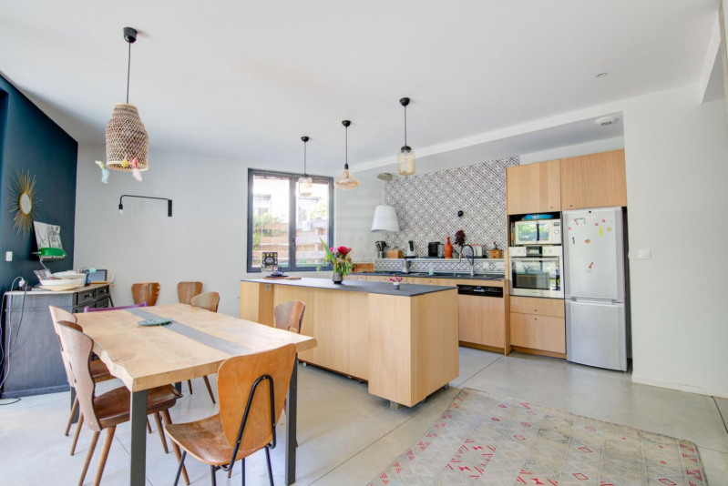 Vente de prestige maison / villa Lyon 4ème 1440000€ - Photo 2