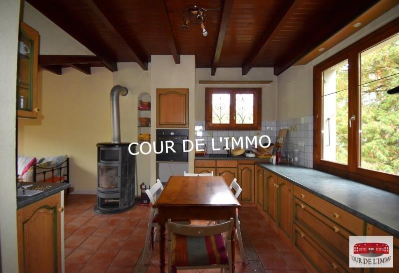 Vendita casa Burdignin 289000€ - Fotografia 5