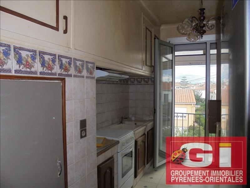 Sale apartment Perpignan 87 000€ - Picture 3