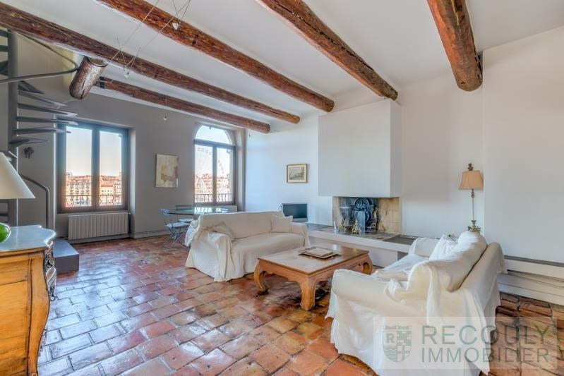 Vente de prestige appartement Marseille 1er 625000€ - Photo 4