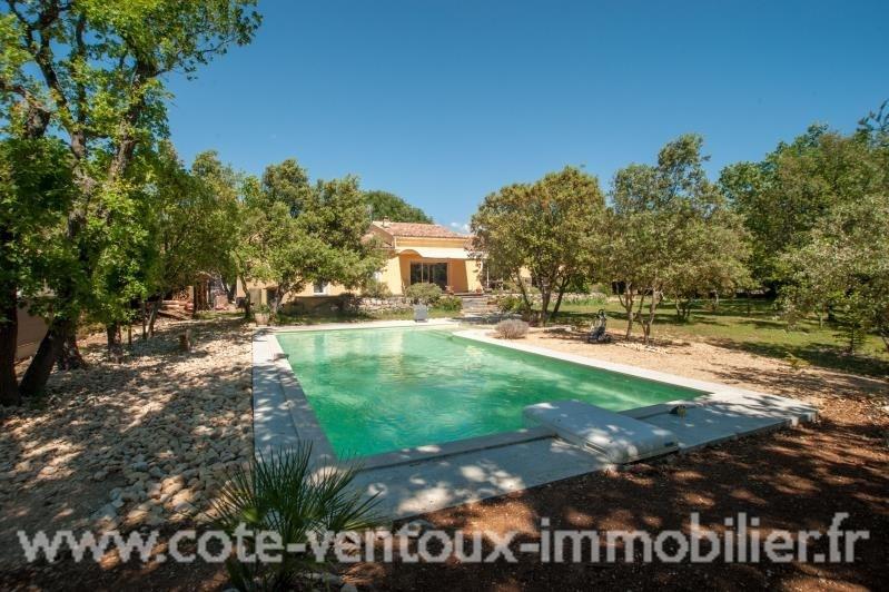 Verkoop van prestige  huis Mazan 640000€ - Foto 10