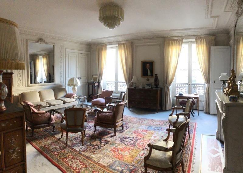 Vente de prestige appartement Paris 8ème 2200000€ - Photo 2