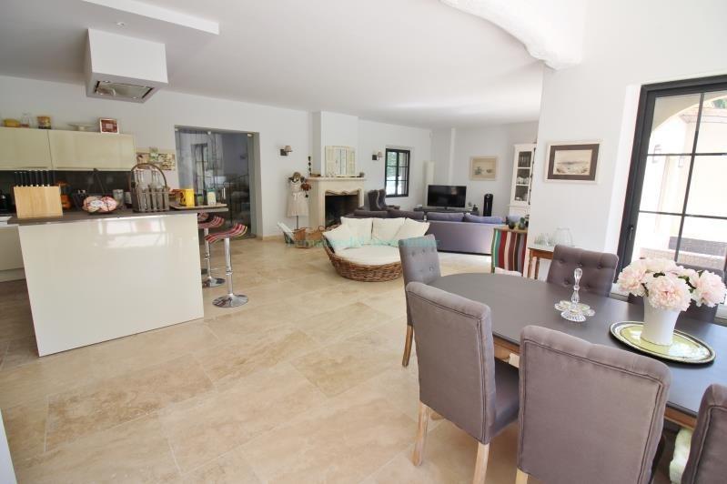 Vente de prestige maison / villa Tourrettes 1290000€ - Photo 9