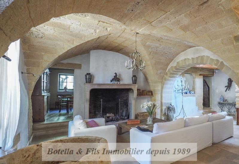 Vente de prestige maison / villa Uzes 1198000€ - Photo 5