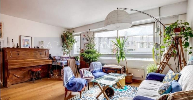 Sale apartment Paris 5ème 775 000€ - Picture 2
