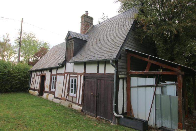 Vente maison / villa Conches en ouche 60000€ - Photo 2