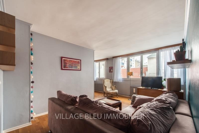 Vente appartement Asnieres sur seine 438 000€ - Photo 1