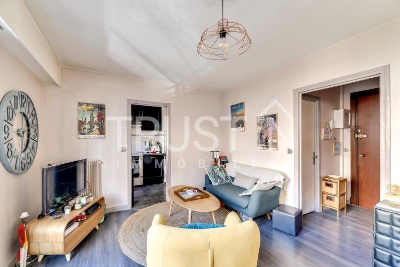 Vente appartement Paris 15ème 320000€ - Photo 1