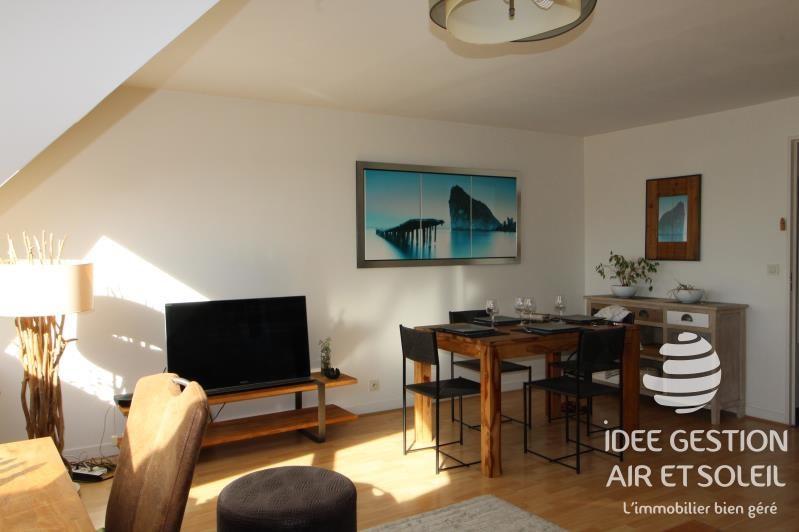 Location appartement Larmor plage 750€ CC - Photo 2
