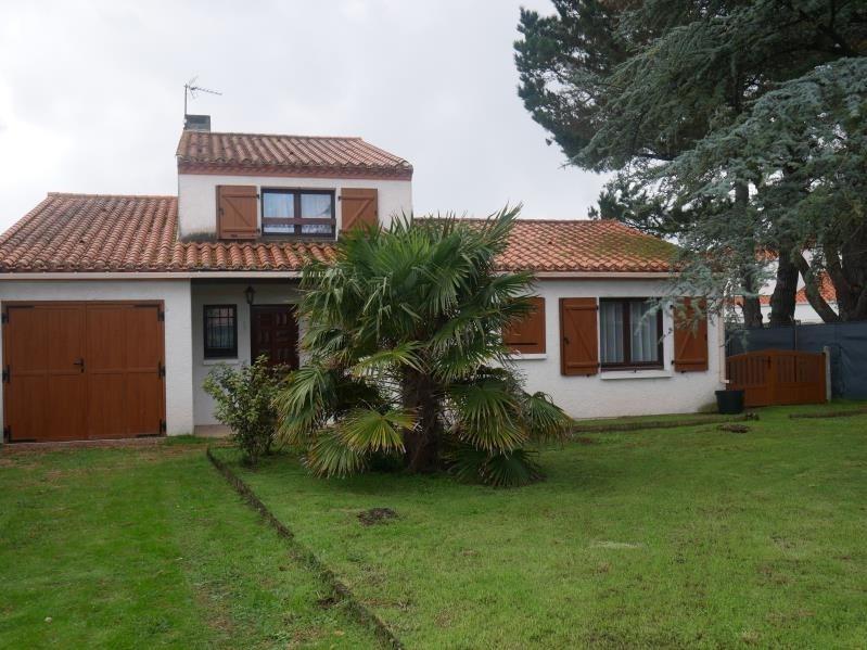 Sale house / villa St vincent sur jard 291200€ - Picture 2