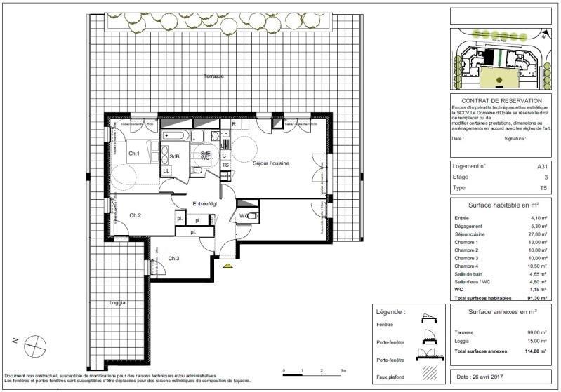 Vente appartement Blagnac 389500€ - Photo 4