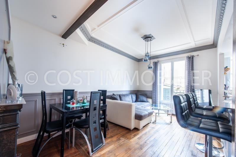 Verkoop  appartement Asnieres-sur-seine 300000€ - Foto 1