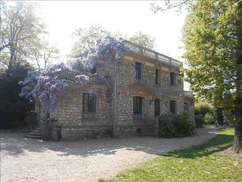 Vente maison / villa Beauchamp 885000€ - Photo 1