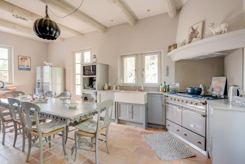 Deluxe sale house / villa Les baux de provence 2438000€ - Picture 3