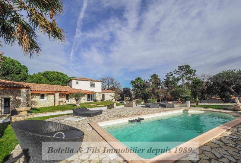Vente de prestige maison / villa Pujaut 1050000€ - Photo 8