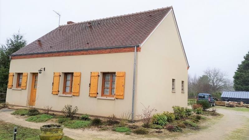 Location maison / villa Vannes sur cosson 680€ CC - Photo 1