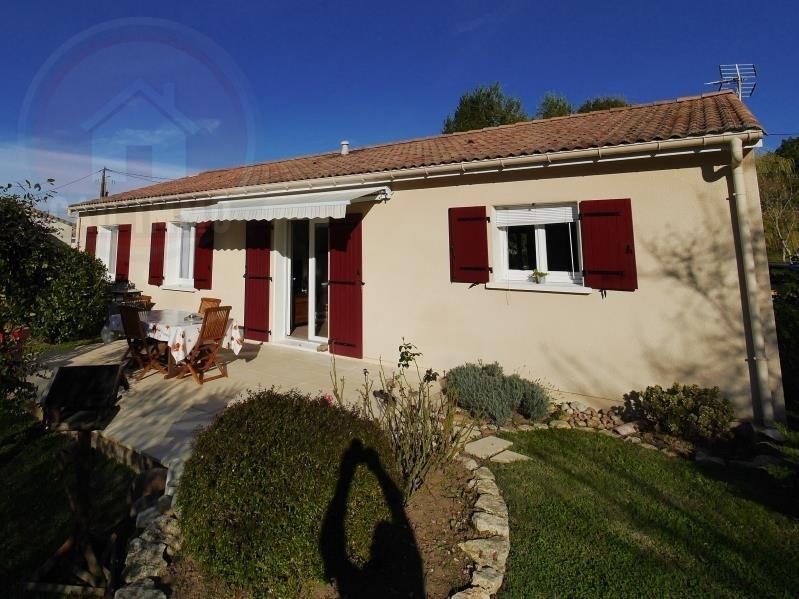 Sale house / villa St aubin de lanquais 184000€ - Picture 1