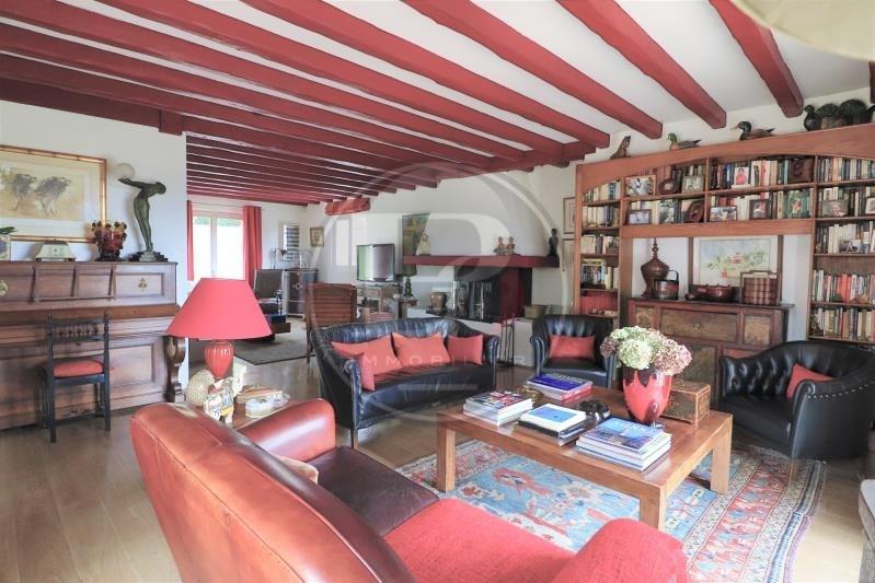 Revenda residencial de prestígio casa Mareil marly 1255600€ - Fotografia 3