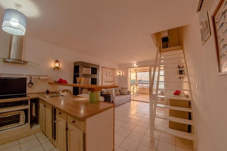 Deluxe sale apartment St leu 420000€ - Picture 2