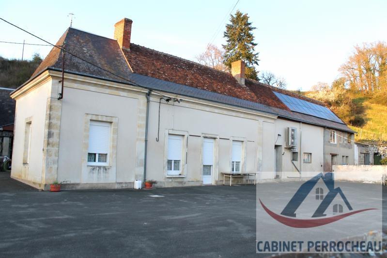 Sale house / villa La chartre sur le loir 155000€ - Picture 2