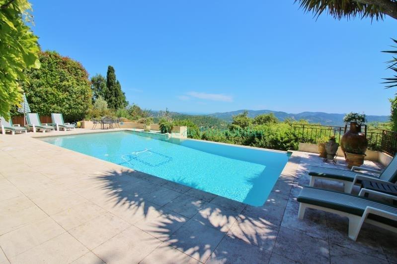 Vente de prestige maison / villa Le tignet 795000€ - Photo 3