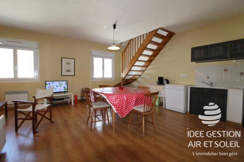 Verkoop  appartement Quiberon 104920€ - Foto 1
