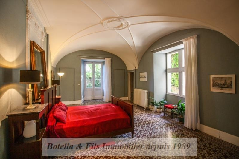 Deluxe sale chateau Uzes 1 948 000€ - Picture 12