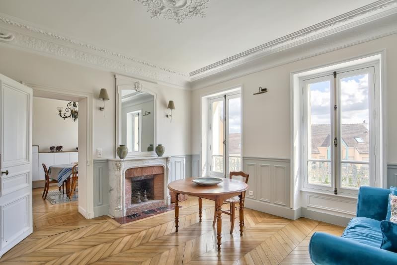 Rental apartment St germain en laye 4 500€ CC - Picture 2