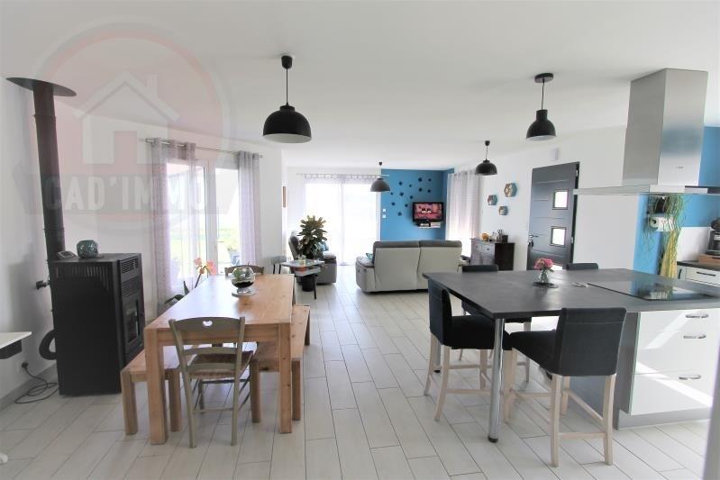 Vente maison / villa St germain et mons 209000€ - Photo 2
