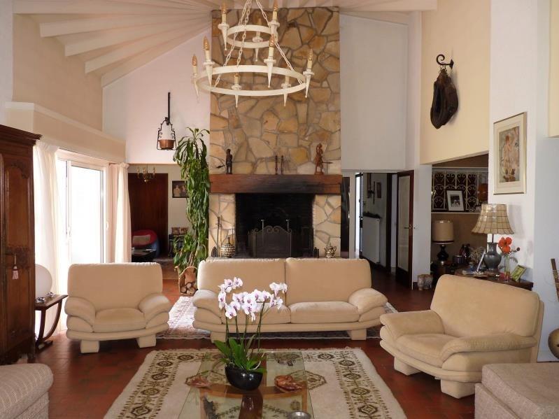 Deluxe sale house / villa Idron lee ousse sendets 650000€ - Picture 2