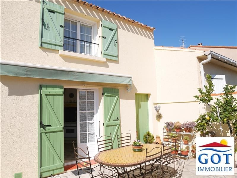 Vente maison / villa St laurent de la salanque 277 000€ - Photo 1