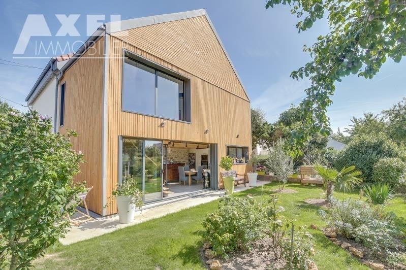 Sale house / villa Bois d'arcy 551200€ - Picture 1