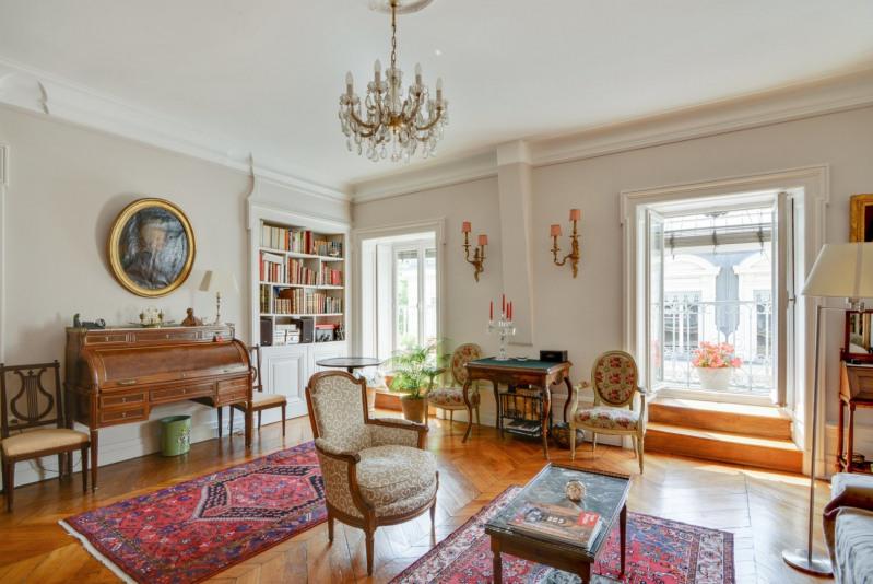 Vente de prestige appartement Lyon 6ème 898000€ - Photo 1